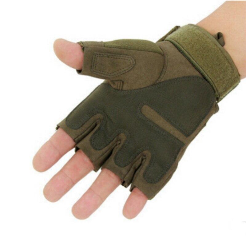 Sportovní rybářské rukavice Protiskluzové Odolné Polovina Finger Pack Voděodolný Protiskluzový Protector Protiskluzové rukavice Luvas de pescaria meio dedo