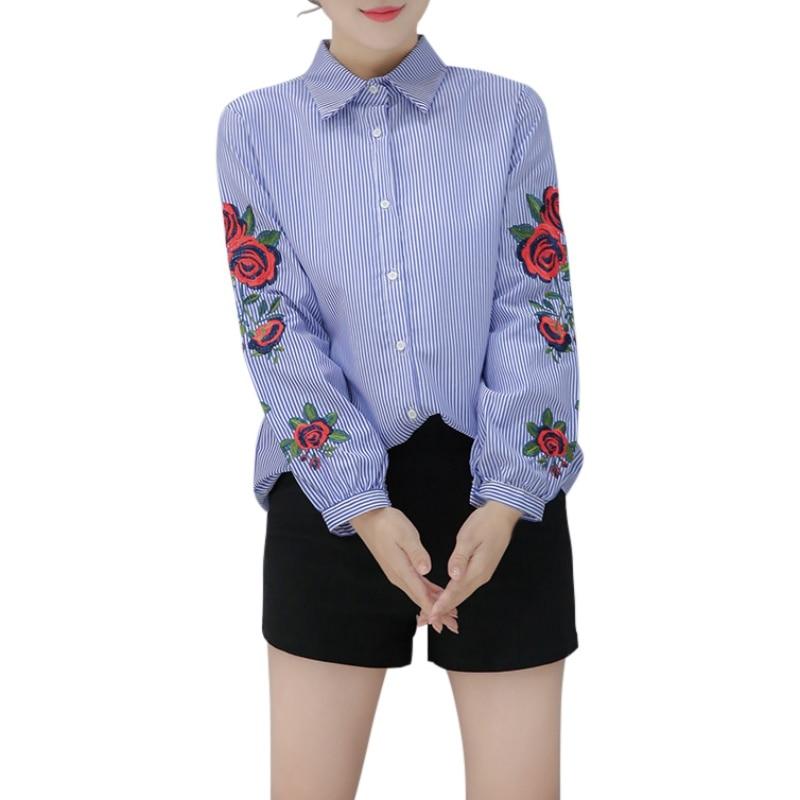 Oioninos nuevo verano elegante blusa de las mujeres camisas de manga larga blusa