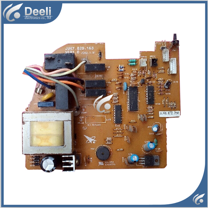 ФОТО 95% new good working air conditioning motherboard JUK7.820.163 on sale