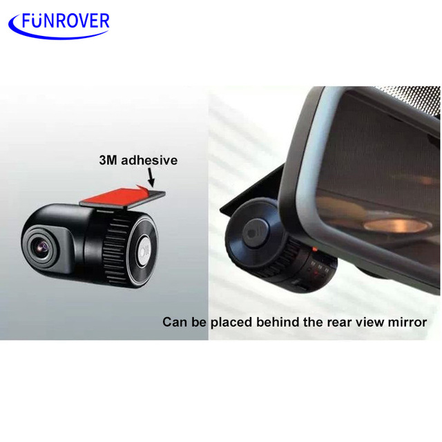 Free shipping HD 1920*1080P DVR Car Camera 12V Car recorder 140 high definition wide-angle lens G-sensor night vision connect