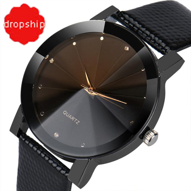 Splendid Design montre orologi Quartz Sport Military Stainless Steel Dial Leather Band Wrist Watch Men Hours Masculino Reloje splendid brand new boys girls students time clock electronic digital lcd wrist sport watch