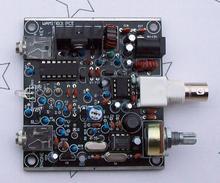 DIY ערכות V3 צלילי צפרדע HAM QRP טלגרף CW משדר מקלט טלגרף מכונה בגלים קצרים רדיו תחנת 7.023