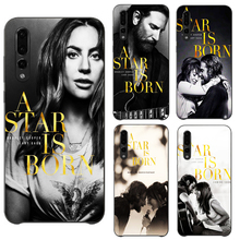 DK Huawei p20 p10 p8 p9 lite series fashion new phone case black Matte TPU Cover for USA Movie A Star is Born Lady Gaga Coque