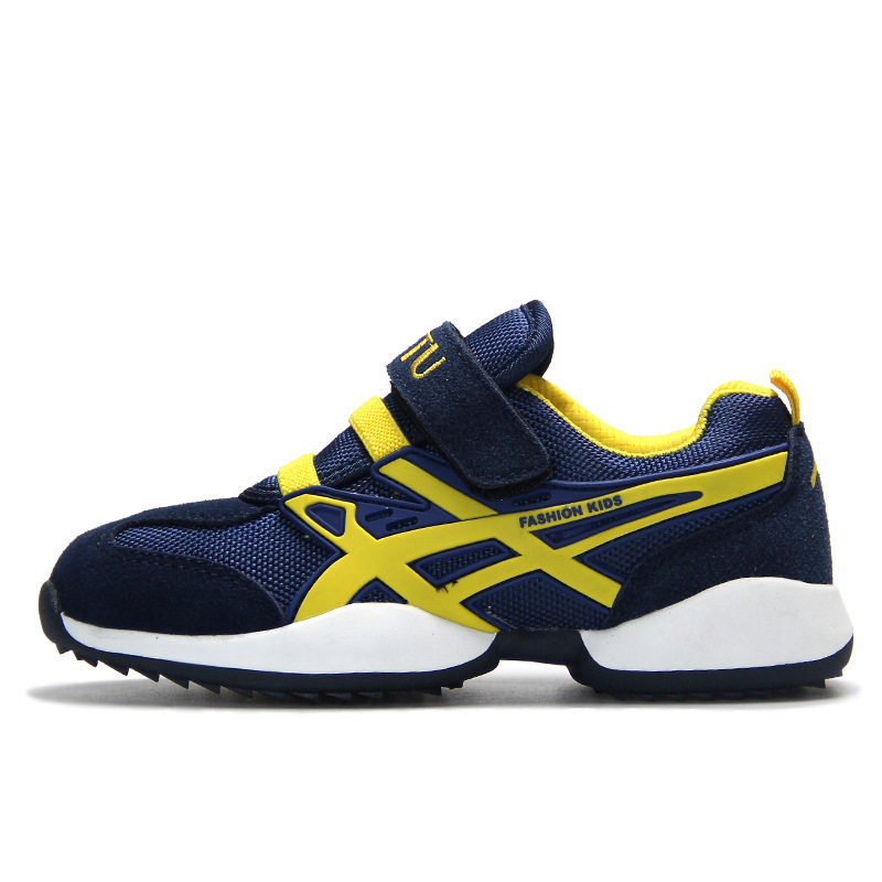 High-quality-Brand-children-shoes-boys-and-girls-genuine-leather-outdoor-shoes-breathable-running-shoes-kids-sports-shoes-3