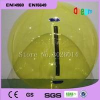 Free Shipping 2m Inflatable Water Walking Balls TPU Zorb Ball Dancing Ball Sports Water Rolling Ball