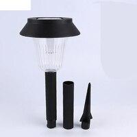 Solar Lamp Outdoor Sensor Solar Light LED Lawn lamp Waterproof Garden Landscape Light for Outdoor Pathway Patio Driveway Yard