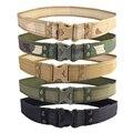 New Designer Mens Belts Luxury Exército Camo Cintura Tactical Caça Esporte Ao Ar Livre Campo Cinto 5 Cores de Alta Qualidade