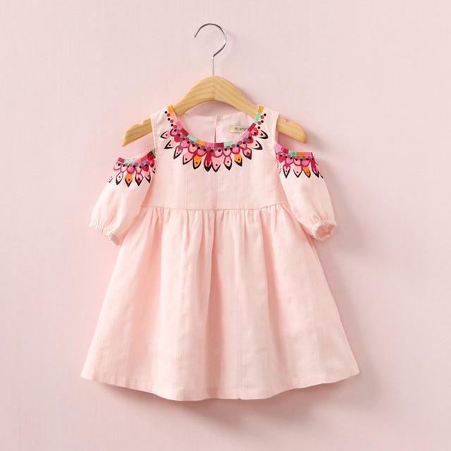 Baby Girls Dress Summer Style Princess Dresses Children Clothing Inspiration Baby Dress Patterns