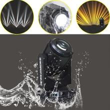 Водонепроницаемый 17R 350 Вт светильник с движущейся головкой для наружного освещения, светильник, строительный сад, сценический DMX DJ сценический светильник ing
