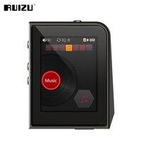 2017 Original RUIZU A50 HD Lossless Mini Sport MP3 Player With 2 5 Inch Screen Hifi