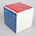 SHENGSHOU Adjustable elastic 10X10X10 Magic Cube Puzzle Toy