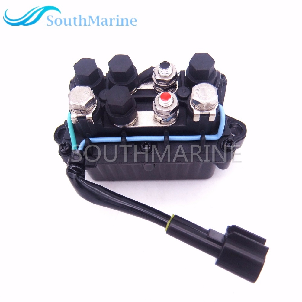 Free Shipping Relay Assy 63P 81950 00 00 for Yamaha Outboard Motors Engine