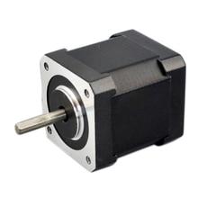 Nema 17 Stepper Motor Bipolar for 2A 59Ncm(83.6oz.in)48mm Body 4-lead 3D Printer/CNC CLH@8
