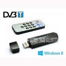DVB-T and DAB signal receiver USB Digital TV FM + DAB DVB-T RTL2832U + R820T Supporto Tuner Ricevitore SDR USB Interface Pagers