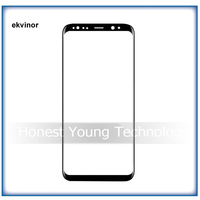 Ekvinor Original de Alta Calidad Frente De Vidrio Exterior de Cristal para Samsung Galaxy S8 G950 G950F 5.8