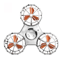 2019 New Decompression Toy of The New Flying Gyro Flying Fidget Spinner Hobbies for Adults Children Educational Gyro Toys