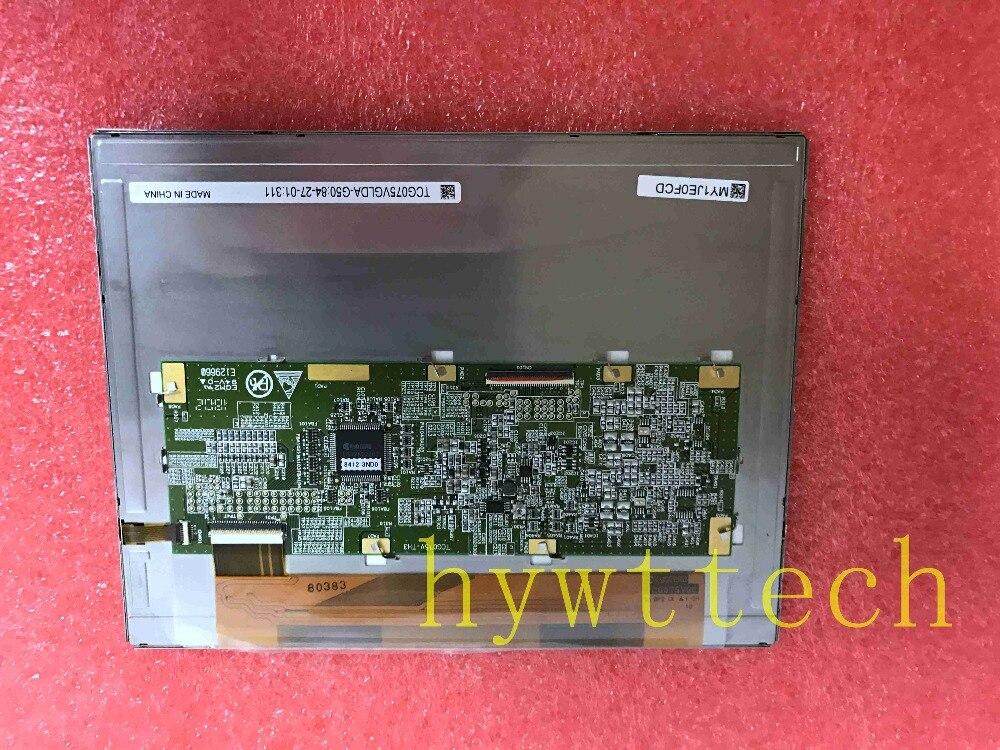 Tüketici Elektroniği'ten Ekranlar'de Satmak LCD TCG075VGLDA G50 7.5 INÇ endüstriyel LCD  stokta yeni title=