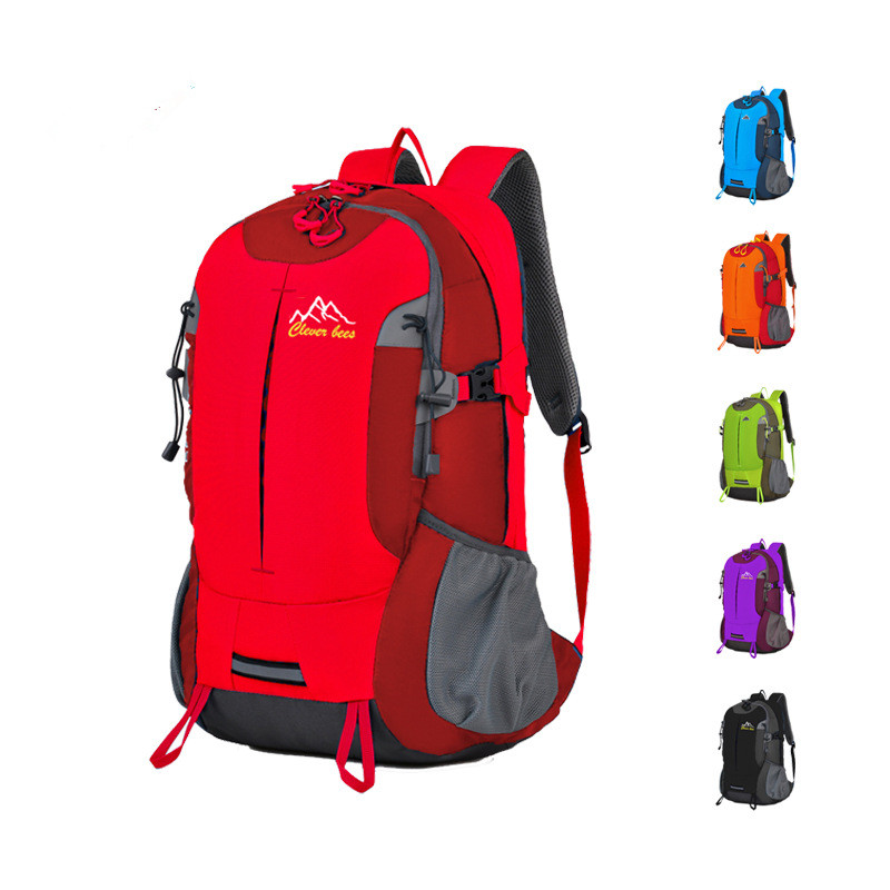 Climbing Camping Mountaineering Sports Backpack Outdoor Hiking Ultra-light Backpacks For Women Men