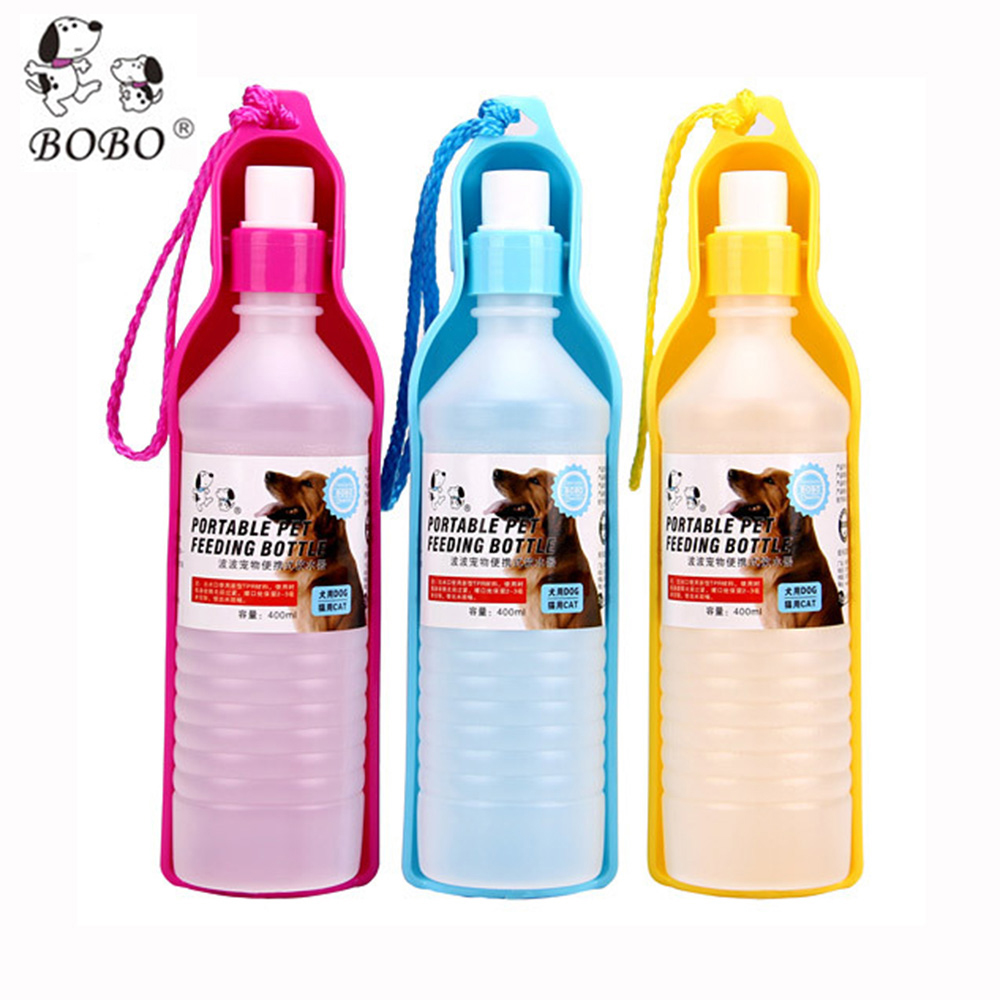 Aliexpress Com Buy Pet Portable Water Bottle 250ml Dog: Aliexpress.com : Buy BOBO Portable Pet Outdoor Kettle Dog