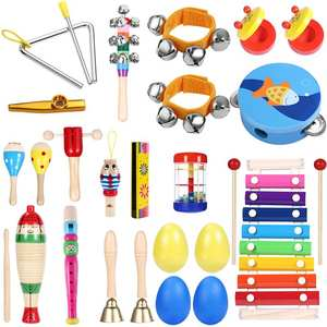 Leorx 23pcs Toys Musical Instruments Educational Tools