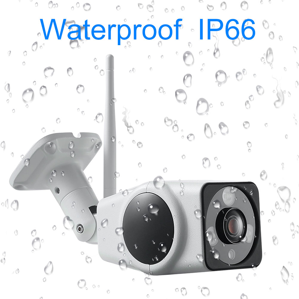 Image 5 - 3G 4G Camera Sim Card 2MP 1080P HD Outdoor Wireless Wifi IP Camera Security Bullet Waterproof Surveillance CCTV Camera-in Surveillance Cameras from Security & Protection
