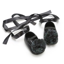 Baby Dance Shoes Toddler Shoes 2018 Latest Bow Tie Baby Prin