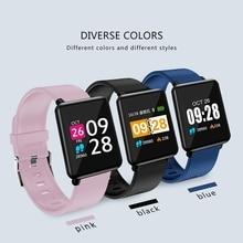 Get more info on the 1.44 inch HD Screen Smartwatch J10/J20 Men Women Waterproof IP67 Bracelet Dynamic Blood Oxygen Fitness Tracker for IOS Android