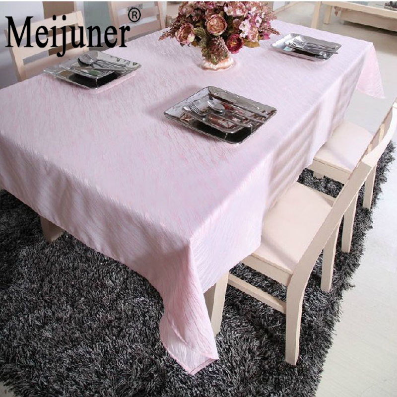 Hot Sale Custom Polyester White Square Table Cloth Wedding Tablecloth Party  Table Cover Dining Table Linen Rectangular Wholesale In Tablecloths From  Home ...