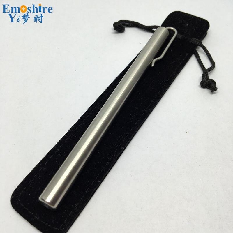 0.5mm recarga clássico escola escritório escrita papelaria esferográfica caneta de metal luxo rolo bola caneta metal canetas frete grátis p310