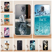 Soft TPU Case Voor Samsung Galaxy S5 S6 S7 S9 Plus Case Cover Silicone Coque Fundas Voor Samsung S5 S6 s7 S9 Plus Case Cover 3D(China)