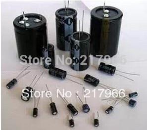 100PCS X Electrolytic capacitors 25V 22UF 25V22UF Volume: 5*11 free shipping