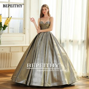 Image 3 - Abendkleider Sweetheart odblaskowa suknia balowa suknia wieczorowa 2020 Vestido De Festa długość podłogi Vintage suknie wieczorowe