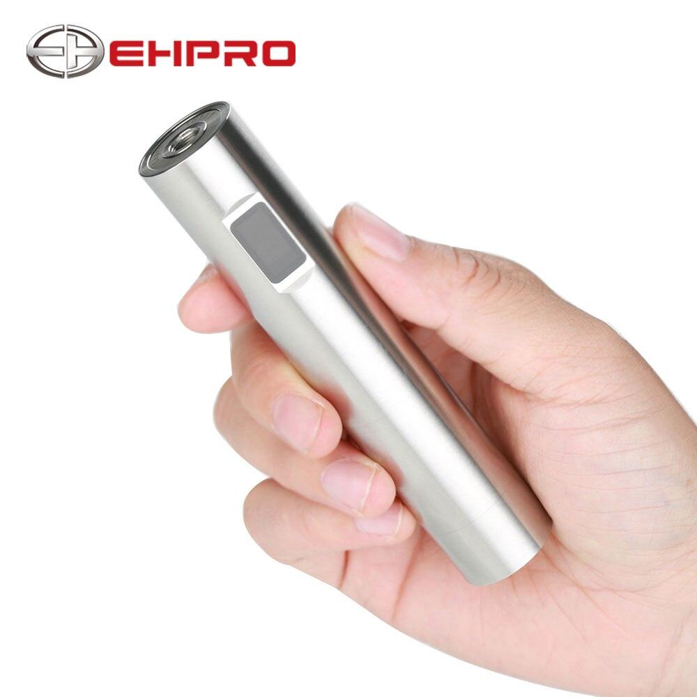 Original Ehpro 101 TC Mod 50W Pen style Mod Support VW TC Mode Powered By Single