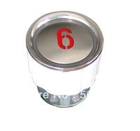lift button, ZL-J8D round button with braille