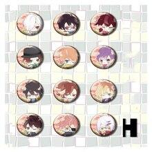 Anime Badge DIABOLIK LOVERS Kanato Ayato Kanato Shu Mukami Ruki Flower Sadism Badge Acrylic Badge Brooch