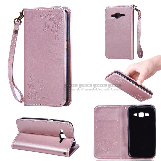 Flip Case for Samsung Galaxy Core Prime G361 G360H/DS SM-G360H/DS Case Phone Leather Cover for Samsung SM-G360F G361F SM-G361H