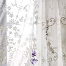 Crystal Glass Window Hanging Healing Prism Sun Catcher