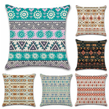 Bohemian Geometric Set Art Cushion Cover Decoration for Home house sofa chair seat pillow case kids gift friend bedroom present deadpool movies comic printed cushion cover party decoration for home house sofa chair seat pillow case kids gift friend present