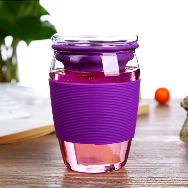 <font><b>Glass</b></font> Teapot 500ml office affa transparent <font><b>glass</b></font> Pyrex brand creative coffee mug of coffee cups my water bottle Christmas gift