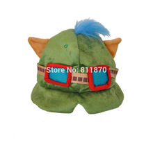 Cosplay LOL The Swift Scout Teemo 2nd Generation Hat Cap Beanies