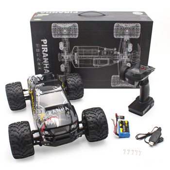 PXtoys 9200 RC Car 1/12 Scale 2.4G Electric 4WD Remote Control Car 40KM/H High speed RC Climbing Car Off-road vehicle Truck
