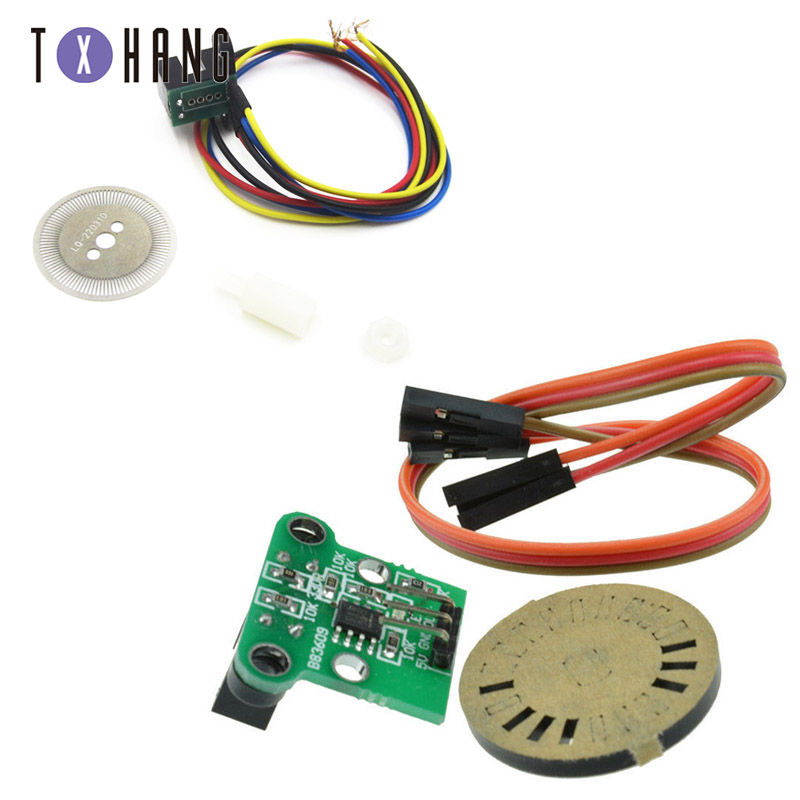 HC-020K Double Speed Measuring Module to Test Motor's Rotational Speed with Photoelectric Encoders kit