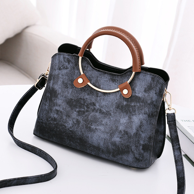 f0605a5fb2a9 MONNET CAUTHY New Arrivals Bags for Women Classic Vintage Style Elegant  Fashion Handbags Solid Color Army