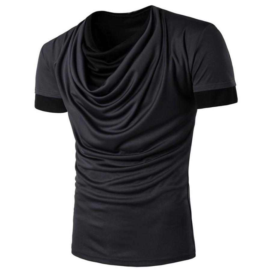 Black t shirt blank - Muqgew 2017 Summer Brand Hot Sale Blank White T Shirt Men Short Sleeve T Shirt