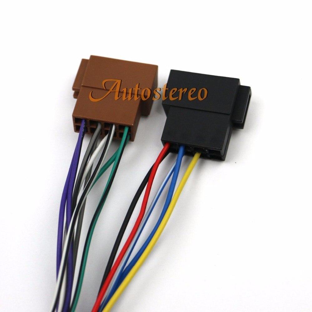 Fein Auto Audio Iso Anschluss Zeitgenössisch - Elektrische ...