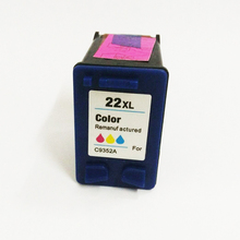 Vilaxh Refill Ink Cartridge Replacement for HP 22 for hp 22 xl for Deskjet F2180 F2200 F2280 F4180 F300 F380 380 D2300 цены