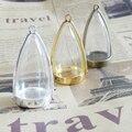 30set bullet shape clear glass bottle &23x53mm frame pendant cabochon tray for diy glass necklace silver & gold & bronze option