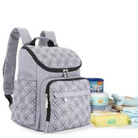Fashion Diaper Bag Mummy Maternity Nappy Bag Brand Baby Travel Backpack Diaper Organizer Nursing Bag For