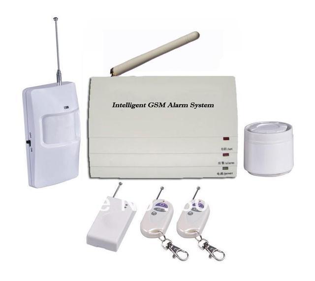 GSM SISTEMA de ALARME HOME