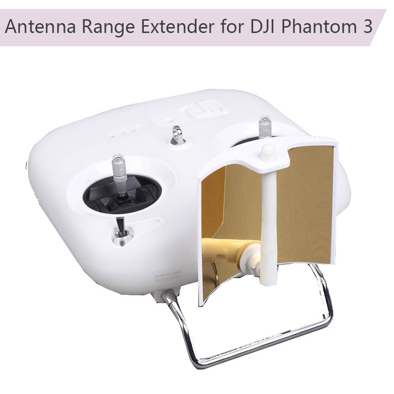 Remote Controll Mirror Range Extender For DJI Phantom 3 Standard/SE Camera Drone Antenna Signal Booster Enhanced Board Phantom 2